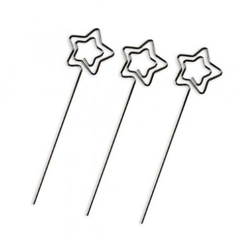 3 Porte-photo étoile