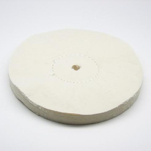 Disque de polissage en coton 250mm