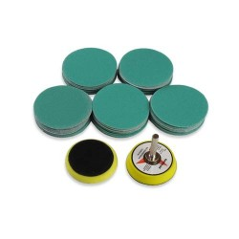 KIT Tampon de ponçage 50mm