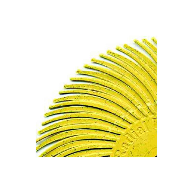 6 disques abrasif souples 50mm - grain 80