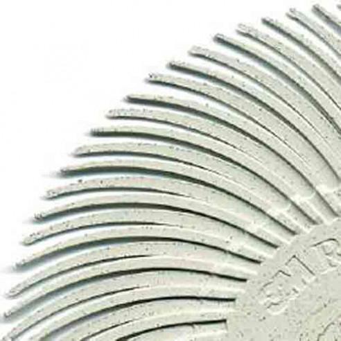 6 disques abrasif souples 50mm - grain 120