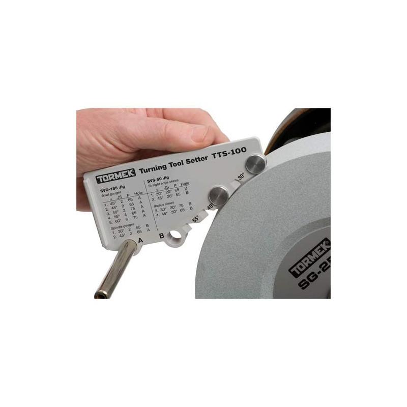Positionneur pour outils de tournage TTS-100