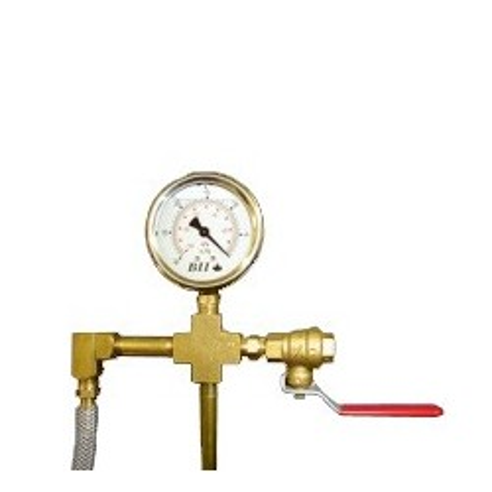 Kit de raccordement pompe/mandrin