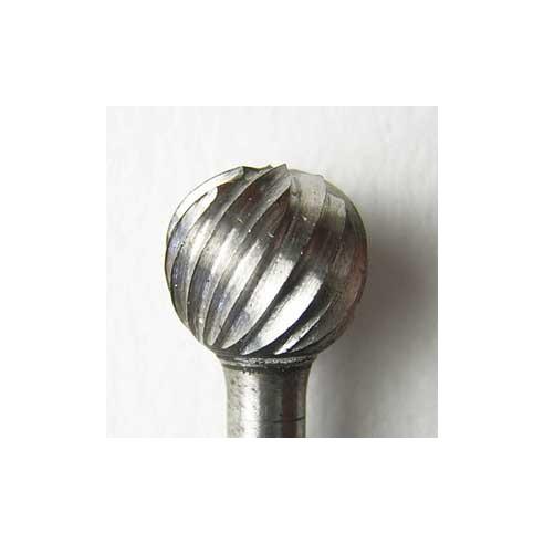 Fraise HSS ronde 8 mm
