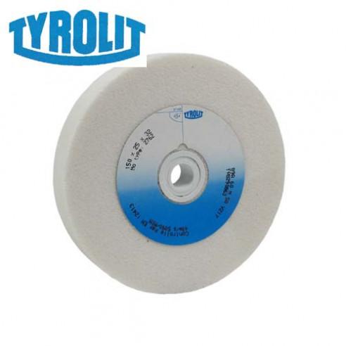 Meule TYROLIT blanche 150x25 grain 60