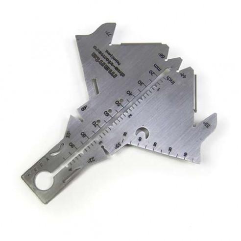 Centreur métal contrôleur d'angle