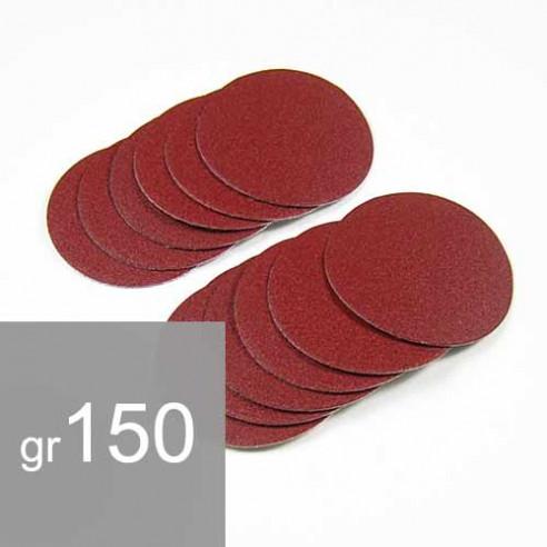 12 Disques abrasifs grain 150