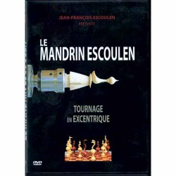 "DVD ""Le mandin Escoulen"" 141 mm"