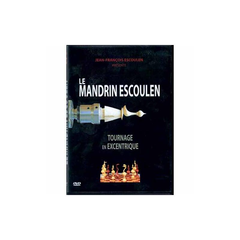 "DVD ""Le mandin Escoulen"" 141 mm"