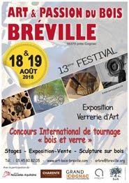 Affiche Bréville
